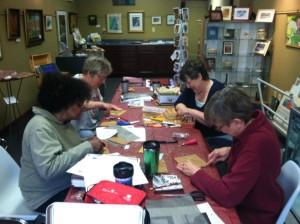 Marilyn McPheron Workshop
