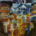 Annie King House Landscape