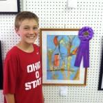 County Fair Winner!