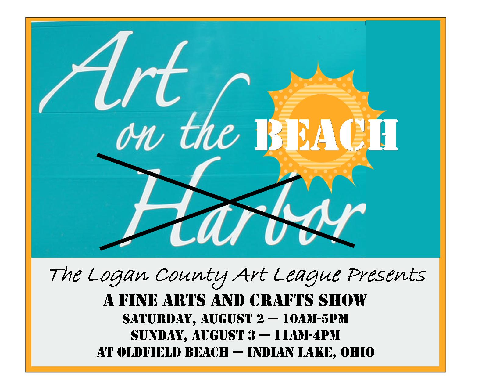 2014 Art on the Harbor Beach Information Available