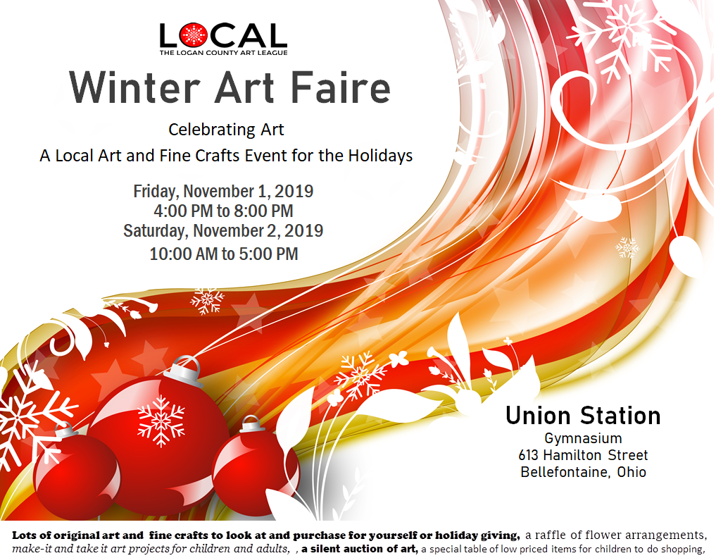 2019 Winter Art Faire