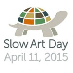Spring 2015 SLOW ART DAY !