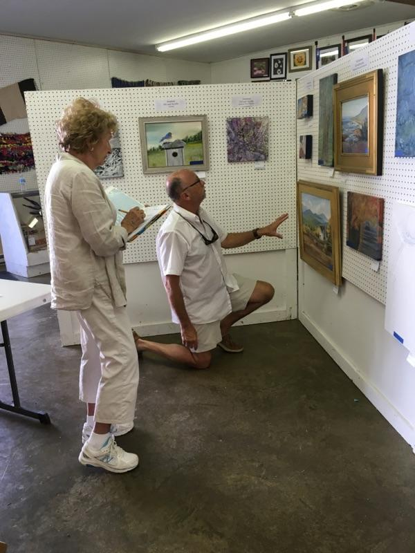 Logan County Fair Fine Arts